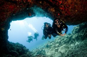 Las Americas Divers Dive Sites